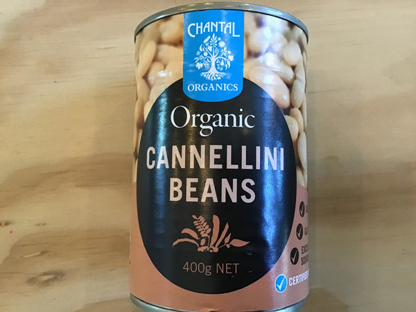 Cannellini Beans Canned