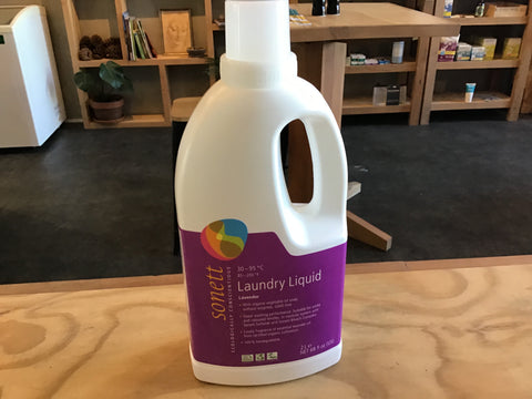 Laundry liquid - lavender