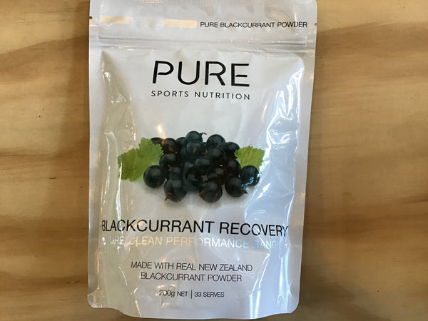 Blackcurrant Recovery