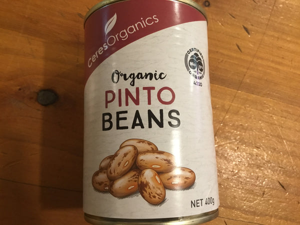 Pinto Beans - tinned