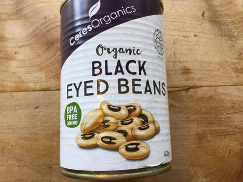 Black-eyed Beans Canned