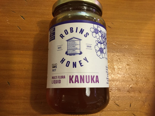 Honey Liquid Kanuka