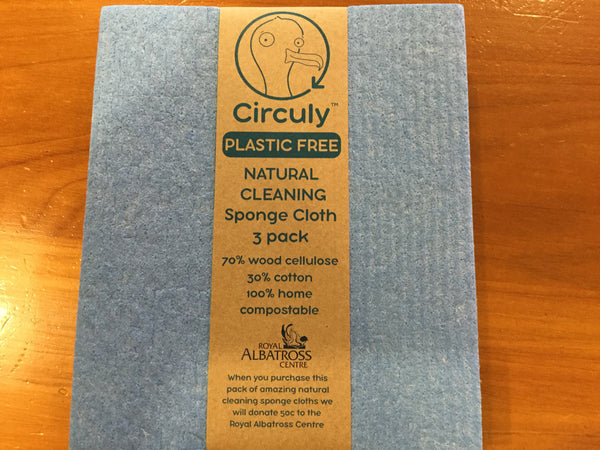 Circuly Cleaning Sponge Cloth