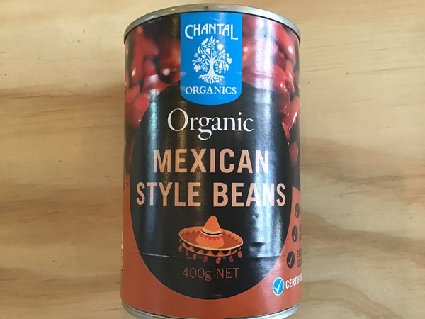 Mexican-Style Beans