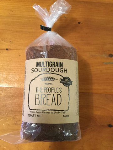 Multigrain Sourdough