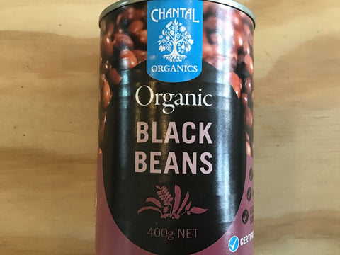 Black Beans Canned