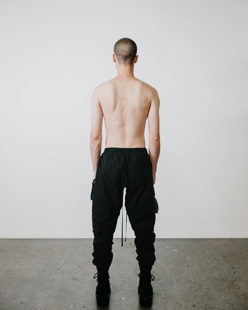 CARGO TROUSER - Joseph Carl high-end luxury Streetwear