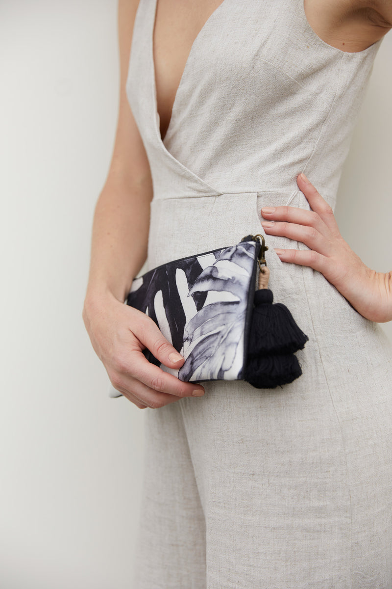MONSTERA CLUTCH - AUDREY GACHET