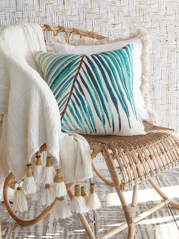 NIKAU CUSHION - AUDREY GACHET