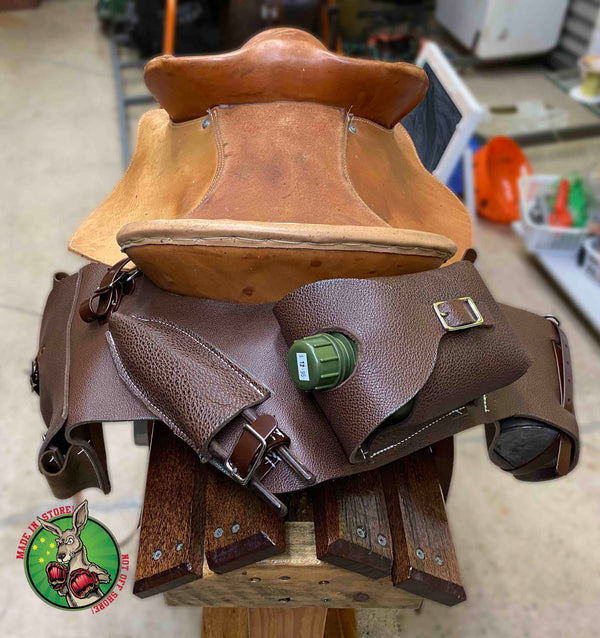 Saddle Carry-All