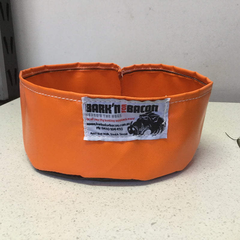 PVC Dog water bowl