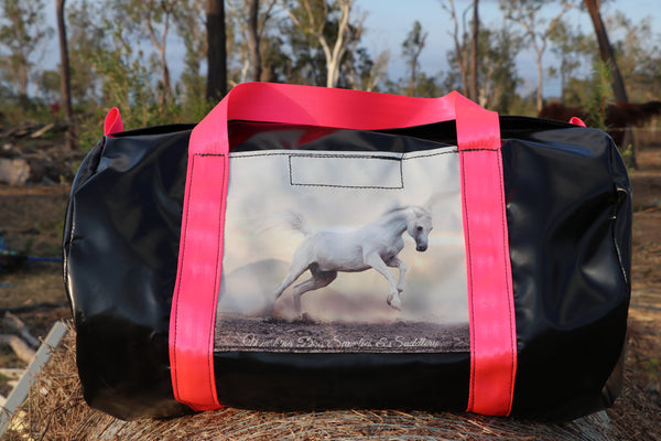 Gear Bag White Horse