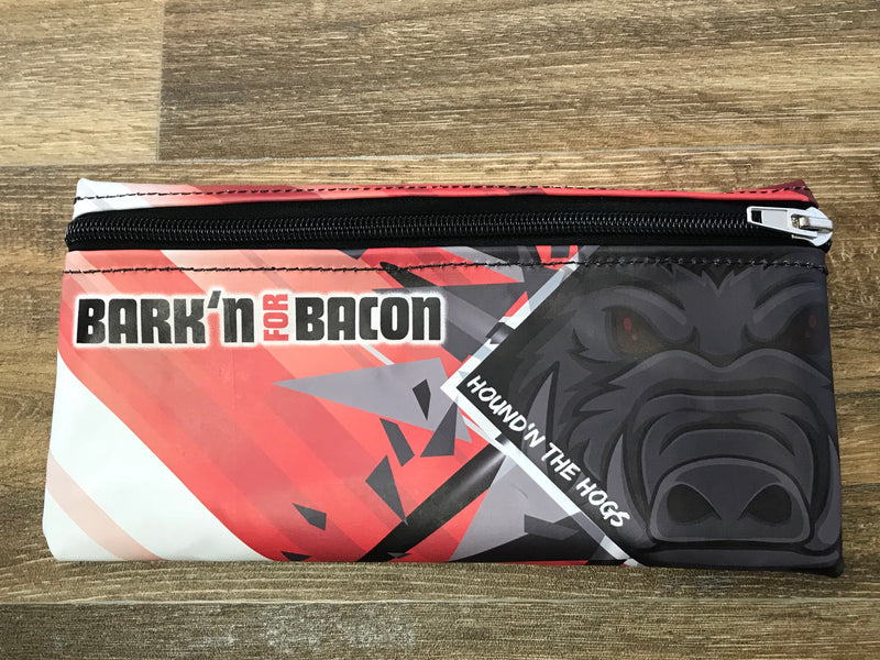 BARK'N FOR BACON PENCIL CASE