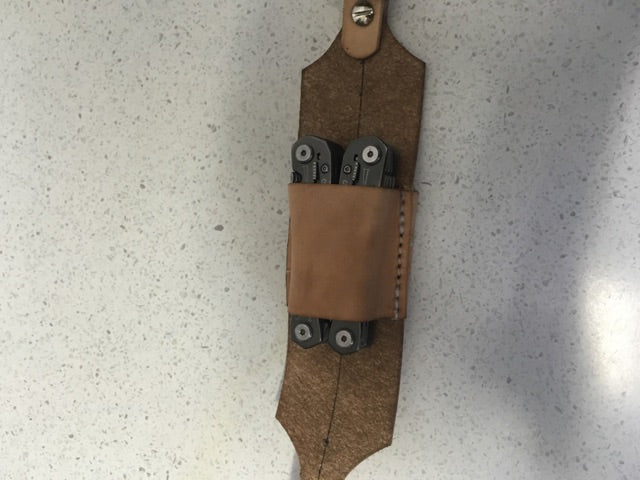 Side Lay Leatherman/Knife Pouch