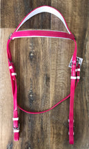 PVC Coloured Bridle