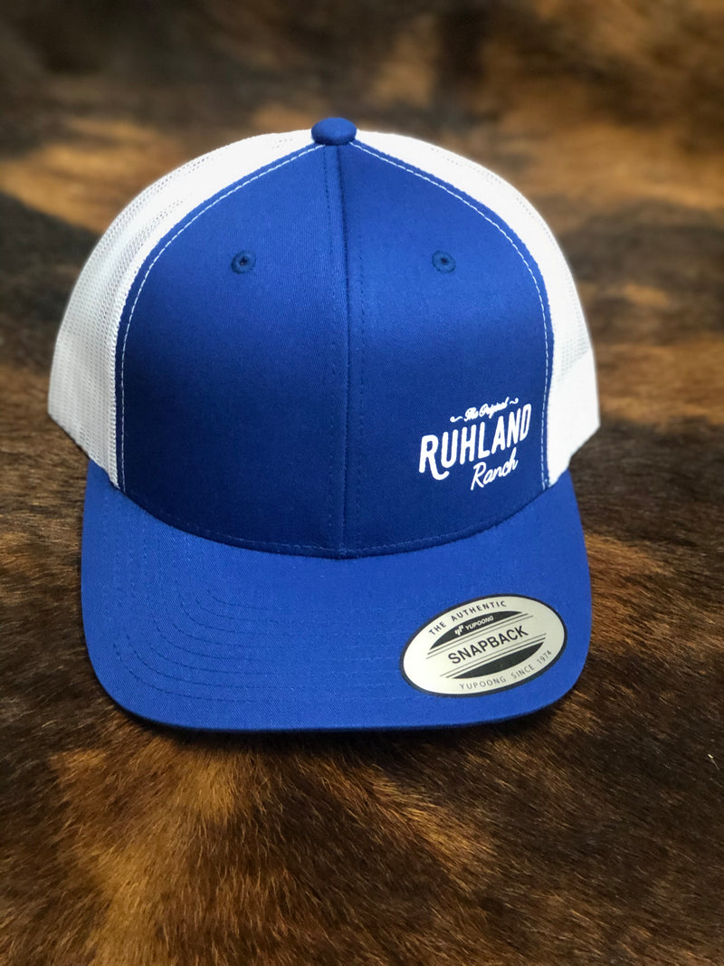 Ruhland Ranch Caps