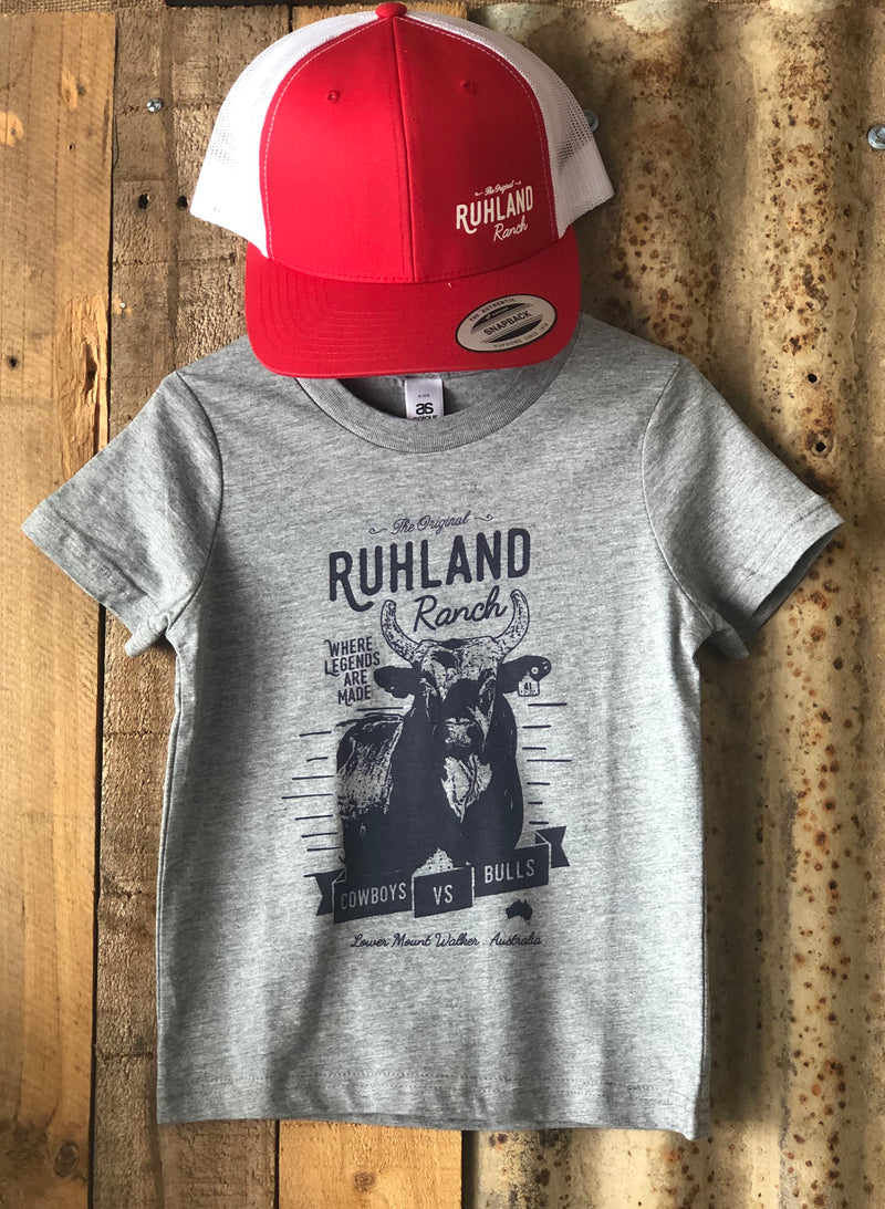 Ruhlands Ranch Kids T-Shirt