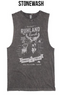 Ruhland Ranch Vintage Unisex Muscle Tanks