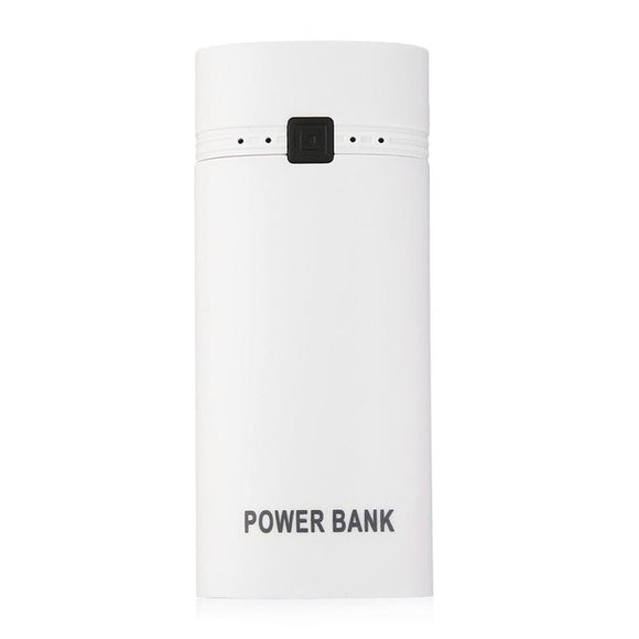 Box Shell Portable Power Bank