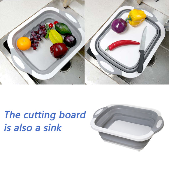 Multi-Use Kitchen Board