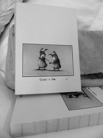 Clunk & Jam Book (First Edition 2012)