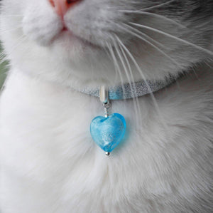 Mallows Heart Collar