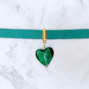 Forest Heart Collar