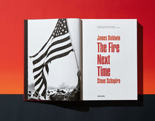 Load image into Gallery viewer, James Baldwin. The Fire Next Time. Photographs by Steve Schapiro