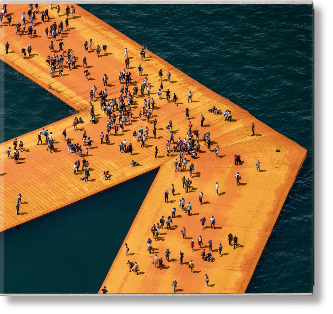 Christo and Jeanne-Claude. The Floating Piers