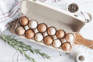 Certified Organic Eggs - Elderslie Organics or Ruby Hills