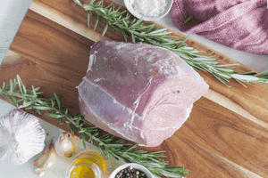 Certified Organic Lamb Mini Roast