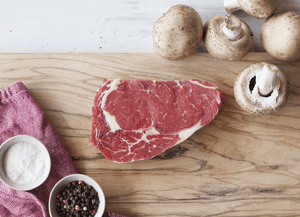 Certified Organic Scotch Fillet Steak