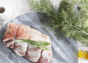 Organic Pork Rolled Shoulder