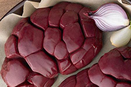 Certified Organic Ox (Beef) Kidney (limited availability)