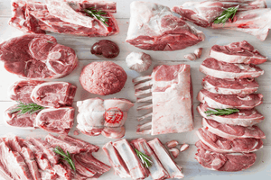 Certified Organic Half Lamb - Minimum of 10kgs