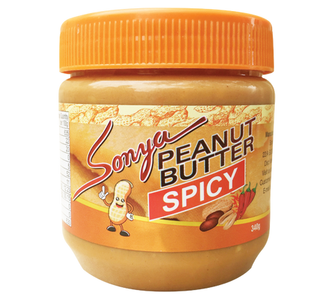 Spicy Peanut Butter