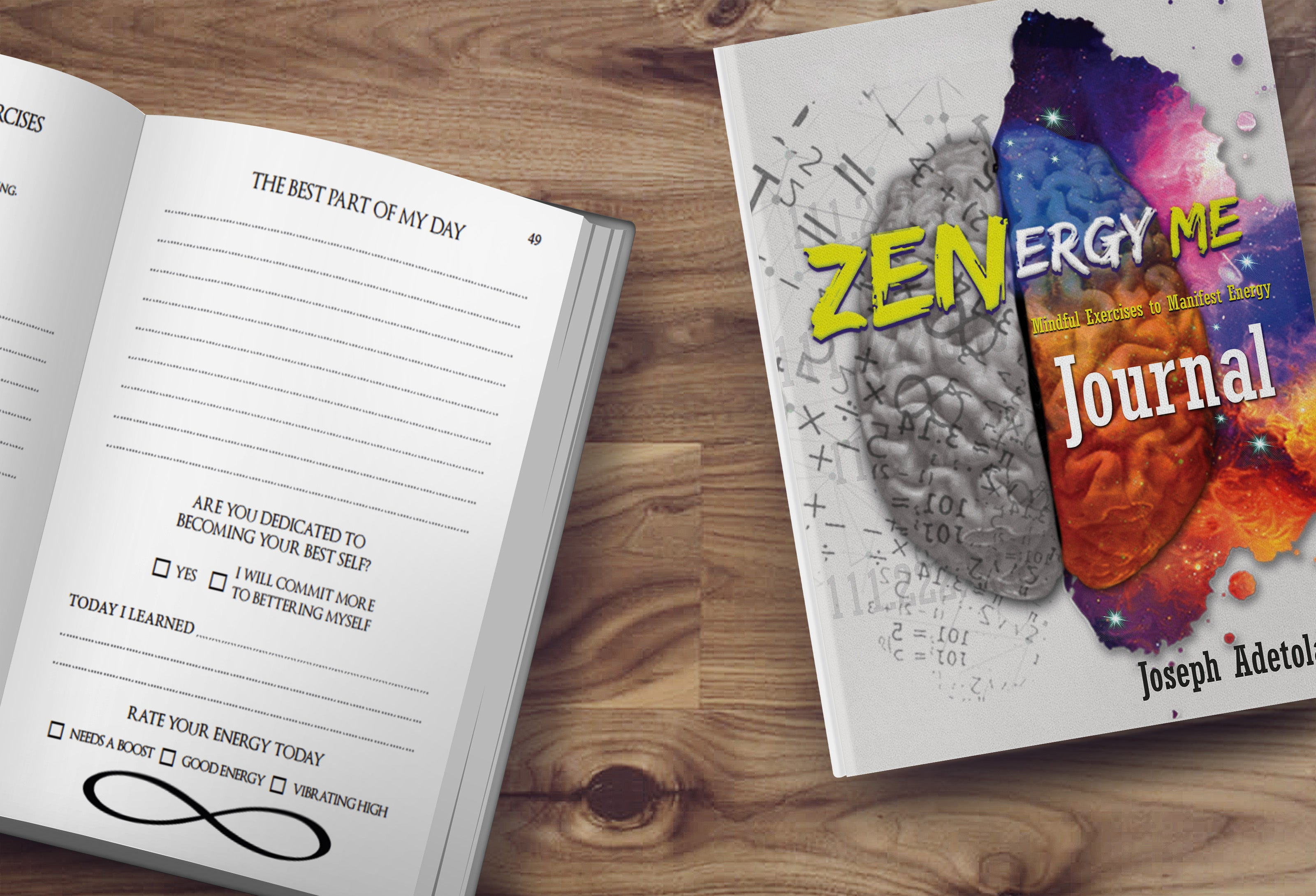 ZenergyMe (Manifest Energy) Journal
