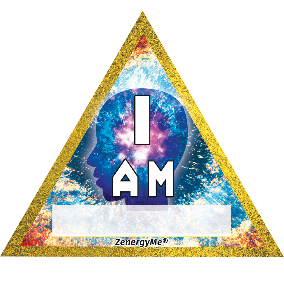 Mirror Mantra (Affirmation Decals)