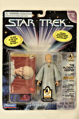 Star Trek - THE TALOSIAN KEEPER