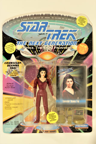 Star Trek: The Next Generation - COUNSELOR DEANNA TROI