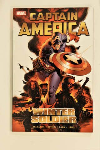 Captain America: Winter Soldier Vol. #1