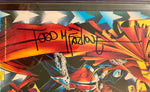 Wizard #11 (1992) CGC 9.4 Signed Todd Mcfarlane