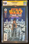 Star Wars: Mara Jade by the Emperor's Hand #1 CGC 9.8 Signed Timothy Zahn