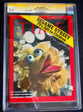 Time Magazine #v96 #22 - CGC Signature Series 5.5 - Signed by Caroll Spinney