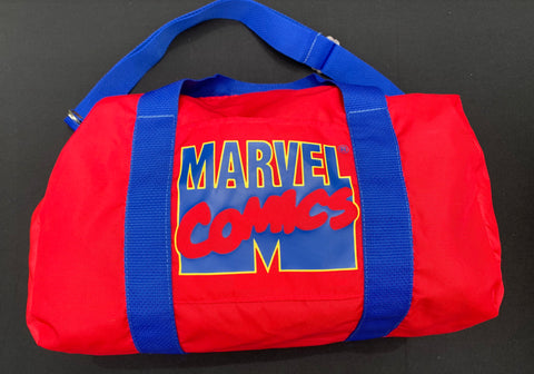 "Vintage 90's ""Marvel Comics"" Duffle Bag"
