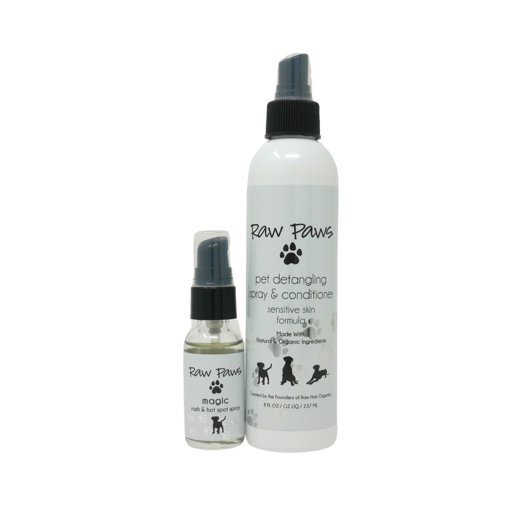 Raw Paws Pet Complete Spray Kit