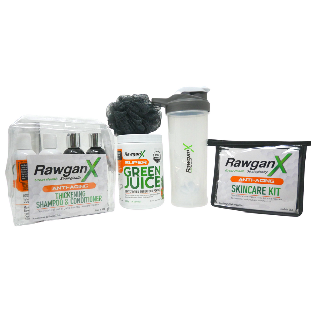 RawganX Influencer Immune System Bundle