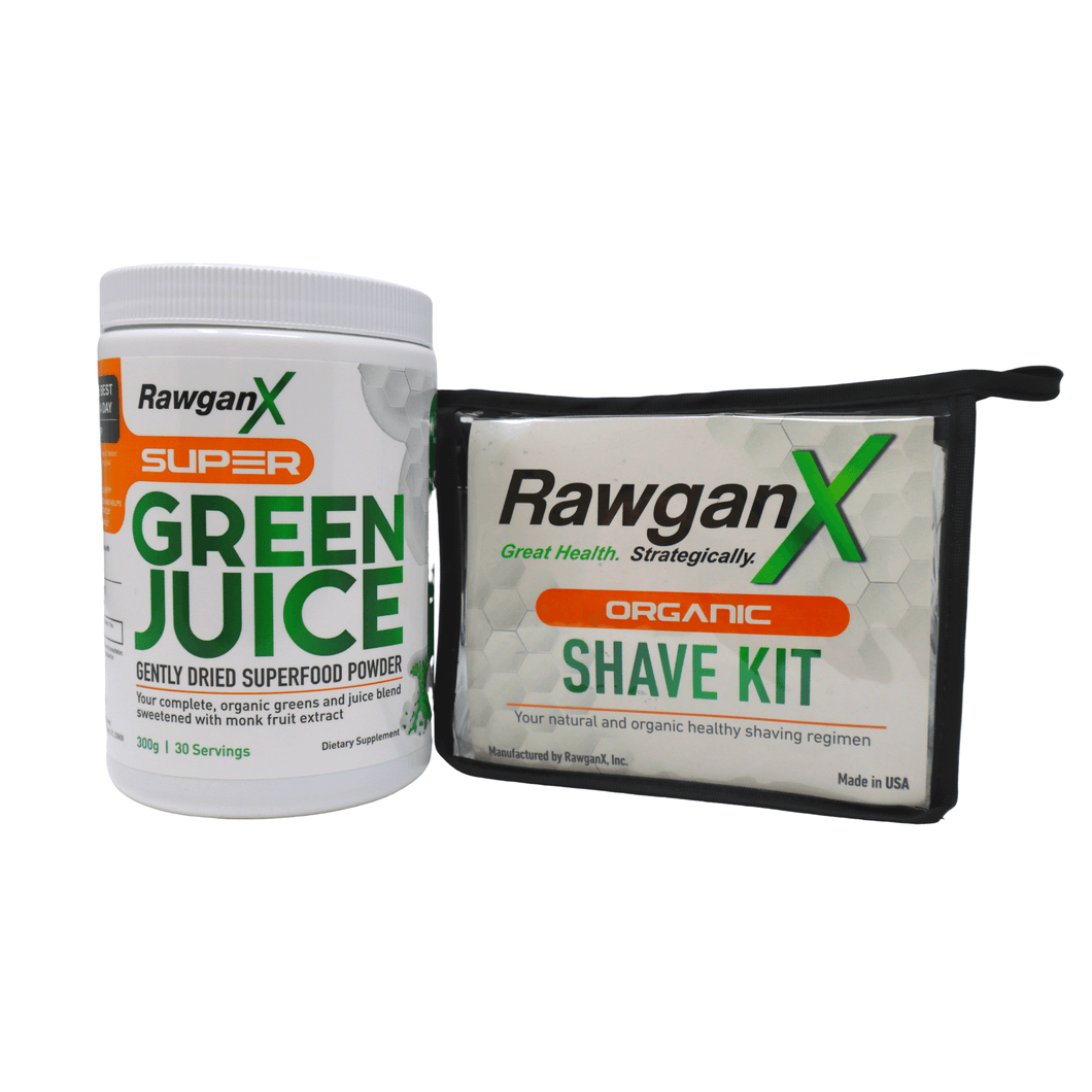 Recurring Subscription - Green Juice + Shave Kit