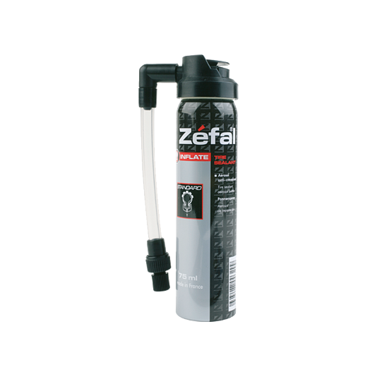 REPAIR SPRAY 100ML SPRAY ANTI-CREVAISON BIS 2BAR TUBETYPE/TUBELESS SCHRADER/PRESTA 110G