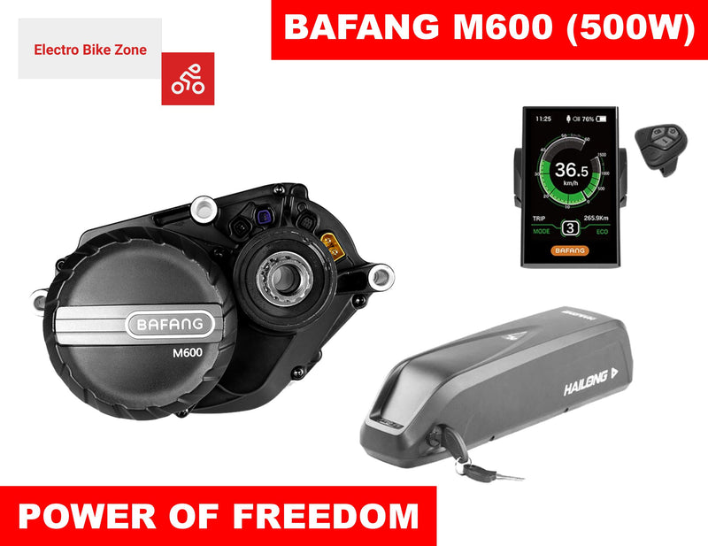 Kit complet Bafang M600 500W